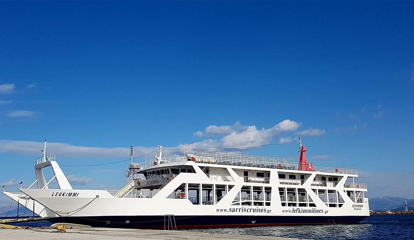 fb lefkimmi kerkyra lines - corfu ferries